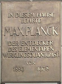 Planck constant - Wikipedia, the free encyclopedia