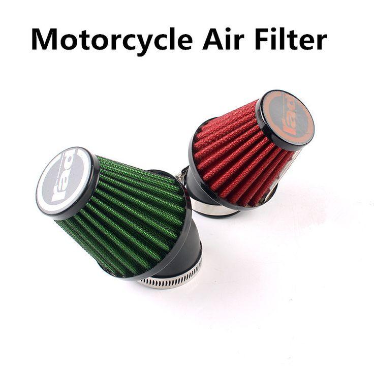 Universal Brand 35mm 42mm 48mm 3 Styles RAD Mushroom Head Motorcycle Air Filter Racing Motorbike Clamp-on Air Filters Cleaners