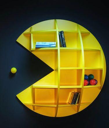 Inspirações para quarto de menino geek