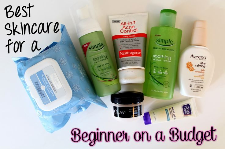 VIDEO: Best Affordable Skincare - Beginner on a Budget http://www.youtube.com/watch?v=Dqp1Btwa9qg best affordable drugstore skincare