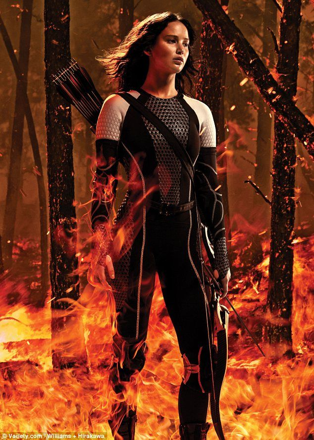 Hunger Games... Another movie I didnt think Id care for but all in all ima fan really good movie!!