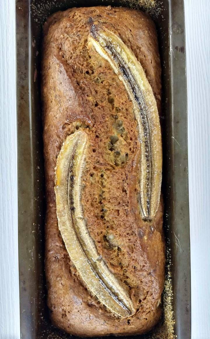 Chlebek Bananowy W Wersji Fit Thermomix Sweet Cakes Food Desserts