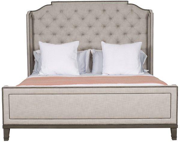 Vanguard Furniture: W537Q-HF Glenwood Queen Bed