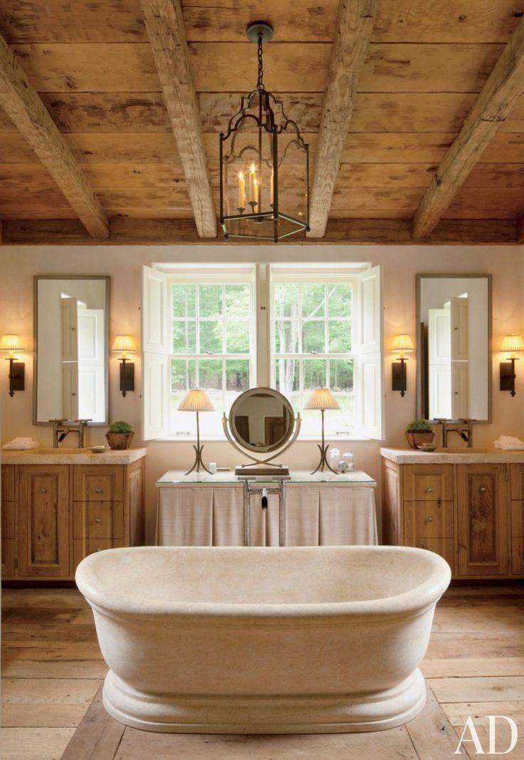 Rustic Modern Bathroom Ideas