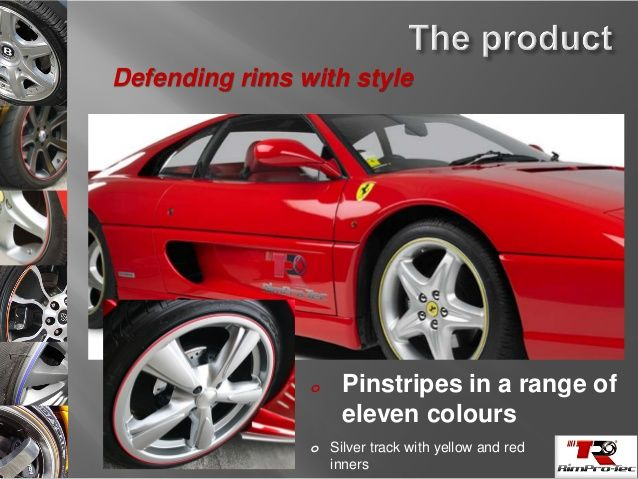 No 1 in the market for wheel protection and style with over 100 patents and trade marks.