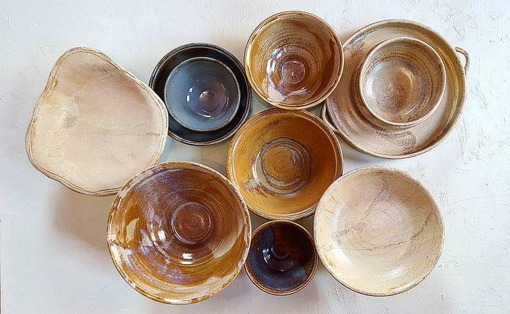 """26 kedvelés, 1 hozzászólás – Ceramiss Ceramic (@ceramiss) Instagram-hozzászólása: """"Kis tál, nagy tál, gyümölcsös tál, müzlistál, sütistál :) #ceramicbowl #tál #edény…"""""""