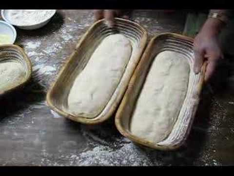 Working with High Hydration Doughs - YouTube