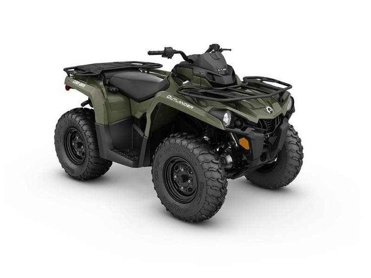 New 2017 Can-Am Outlander™ 450 ATVs For Sale in Wisconsin. MOST ACCESSIBLE PRICE EVER Raise your expectations, not your price range. Get the all-terrain performance you'd expect from Can-Am at the most accessible price ever.