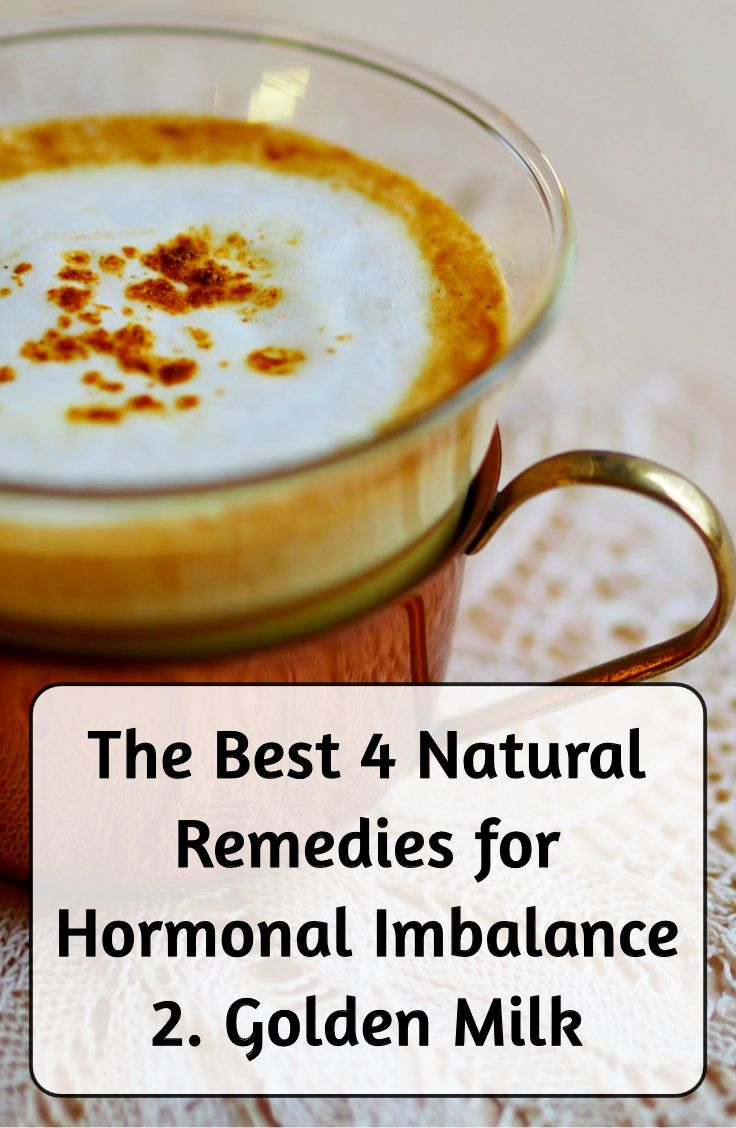 The Best 4 Natural Remedies for Hormonal Imbalance Comida