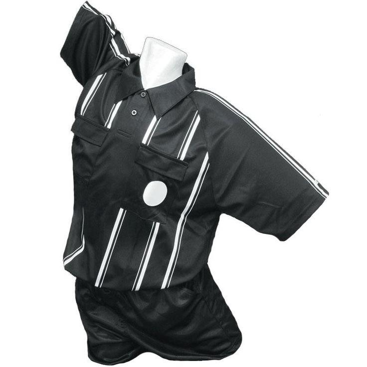 Kwikgoal Premier Referee Shortsleeve Jersey