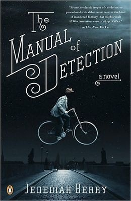 The Manual of Detection: Charles Unwin toils as a clerk at a huge, imperious detective agency located in an unnamed city always slick with rain. When the agency's most illustrious detective, is murdered, Unwin is suddenly promoted and must embark on a bizarre quest for the missing investigator that leads him into the darkest corners of his somnolent city. What ensues is a noir fantasy of craftsmanship that draws readers into a dream world that will change what they think about how they…