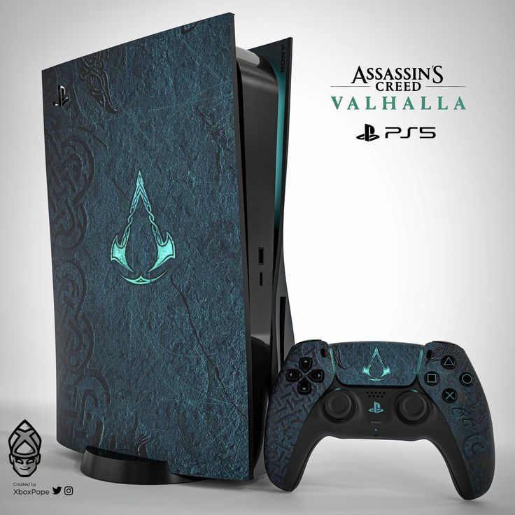 28 Xbox Series X and PS5 Skins That Are a Bit Much in 2020