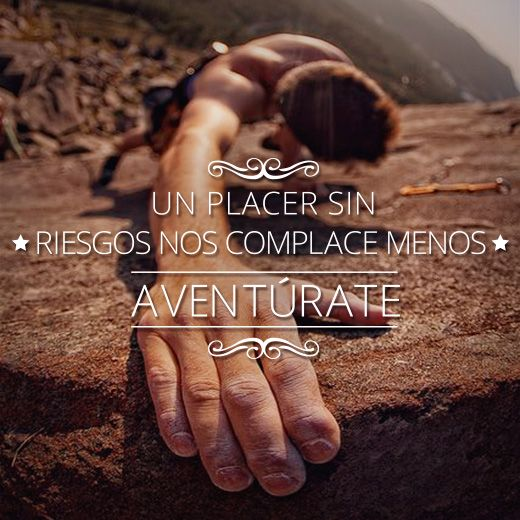 Arriésgate y vive tu propia aventura! http://www.deaventura.pe/escalada