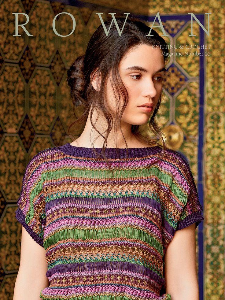 Rowan Knitting & Crochet Magazine 55