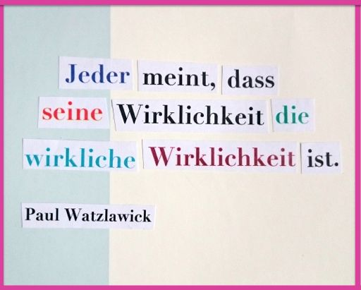#Kommunikationsperle 129 – Paul Watzlawick