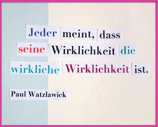 #Kommunikationsperle 129 – Paul Watzlawick