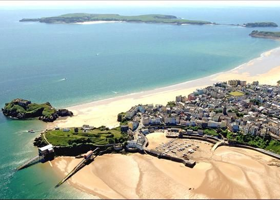 Tenby, Pembrokeshire, Wales- can't wait for summer so I can be back in my most favourite place on earth.