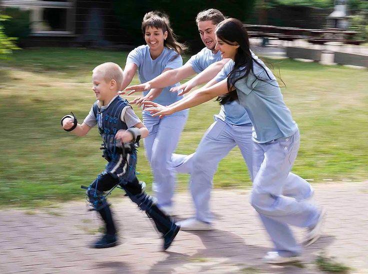 Run, Mishka, run!