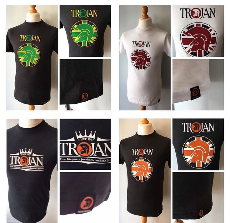 Trojan Ts available at www.ratracemargate.co.uk  Was: 26.99 now: 19.99