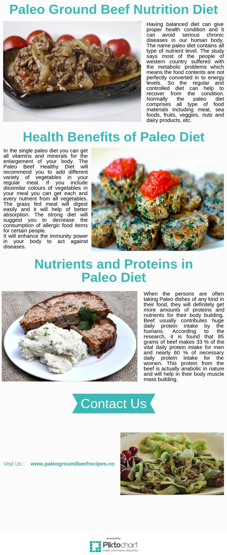 The meat products, especially beef contains high rich protein content. So it plays major role in muscle development. The fat content is reduced in this diet control plan.