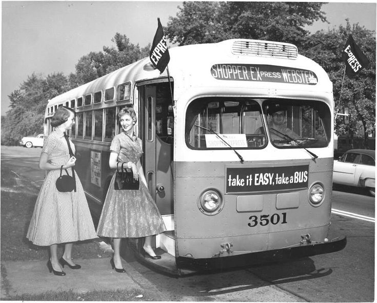 1950 GM TDM | Bus coach, New bus, Classic truck |Photos Old City Buses 1950