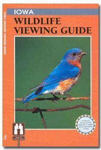 The Iowa Wildlife Viewing Guide has all the information you'll need for a successful wildlife viewing trip--detailed descriptions of the state's best 77 viewing areas and the wildlife found there, maps and access information, viewing tips, and beautiful color photos of Iowa's watchable wildlife and scenic natural areas.