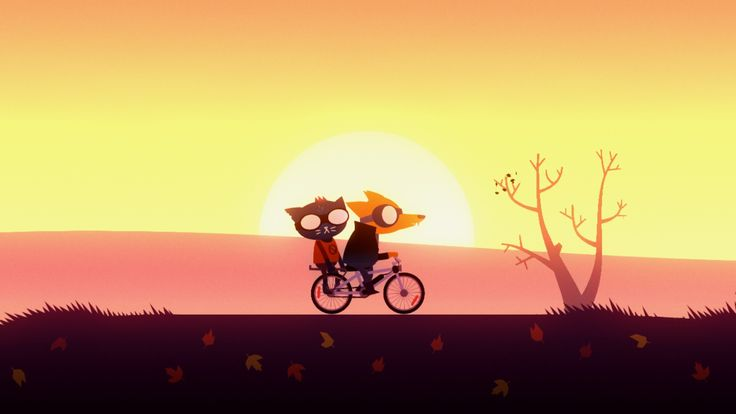 I M Particularly Proud Of This Screenshot I Made It My Desktop Wallpaper From The Game Night In The Woods Night In The Wood Wood Images Wallpaper Backgrounds