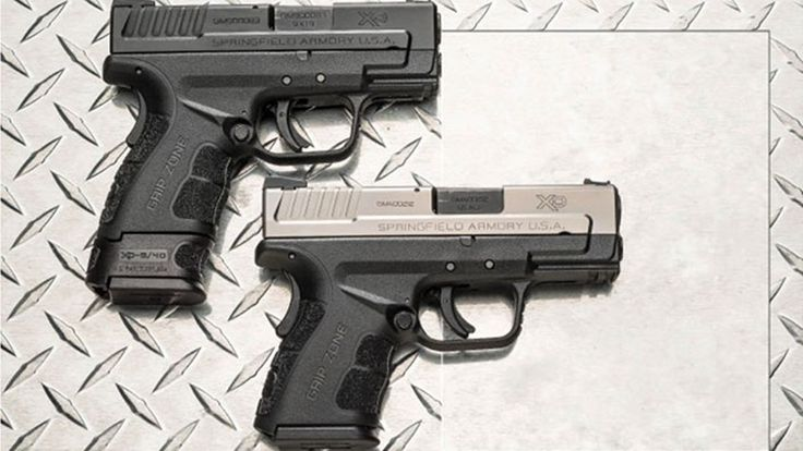 Review: Springfield XD Mod.2 Subcompact