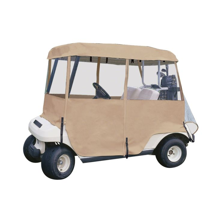 Fairway Golf Cart Cover