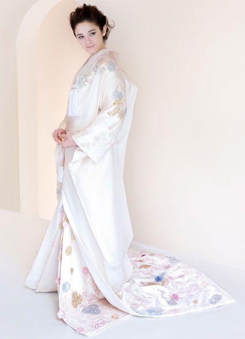 Couture Garden YUI - Innovative kimono collection