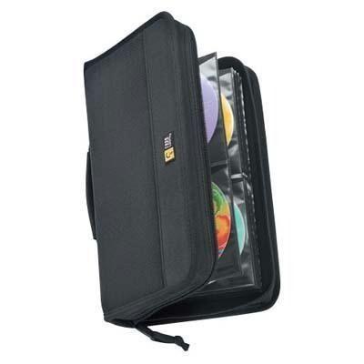 Case Logic - Cd Wallet 64 Disc Capacit