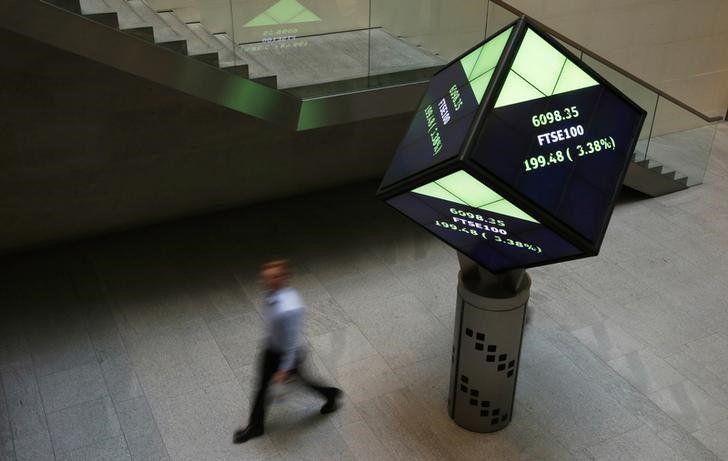 Birleşik Krallık piyasaları kapanışta düştü;  Birleşik Krallık 100 1,22% değer kaybetti - Birleşik Krallık piyasaları kapanışta düştü; Londra Borsasının kapanışıyla Birleşik Krallık 100 endeksi yüzde 1,22 değer kaybetti.