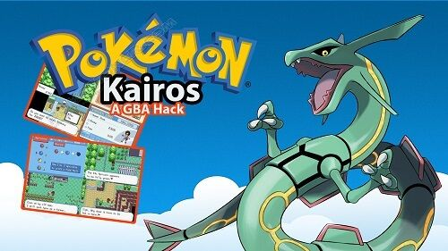 http://www.pokemoner.com/2017/10/pokemon-kairos.html Pokemon Kairos Name: Pokemon Kairos Remake From: Pokemon Fire Red Remake by: RuFF Source: Click here! Description: The Legendary Trio Kyogre Groudon and Rayquaza is said to reside in Sierra Region after the incident that happened in Hoenn 2 years ago. Because of this Team Magma and Team Aqua visits the region to accomplish each of their mission and that is to find Groudon and find Kyogre respectively. However a new organization called Team…