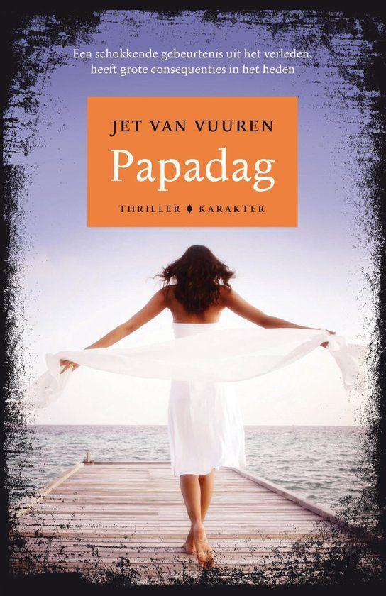 Papadag van Jet van Vuuren is een zeer geschikt boek voor liefhebbers van auteurs als Suzanne Vermeer, Linda van Rijn en Kiki van Dijk. Recensie.