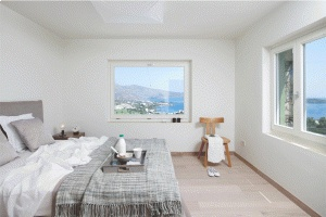 Domus Philosophy | Villa in Crete #Bedroom #Home