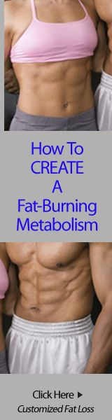How to boost your fat burning metabolism