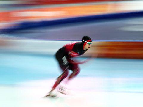Sochi 2014 Day 12 - Speed Skating Men's 10000m - Claire Ann Peetz Blog