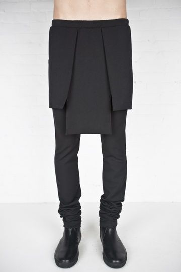 Visions of the Future: RAD by Rad Hourani 3 panels.