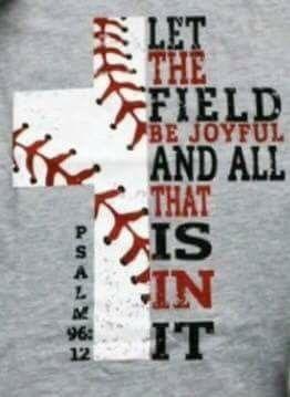 Baseball Shirt Idea