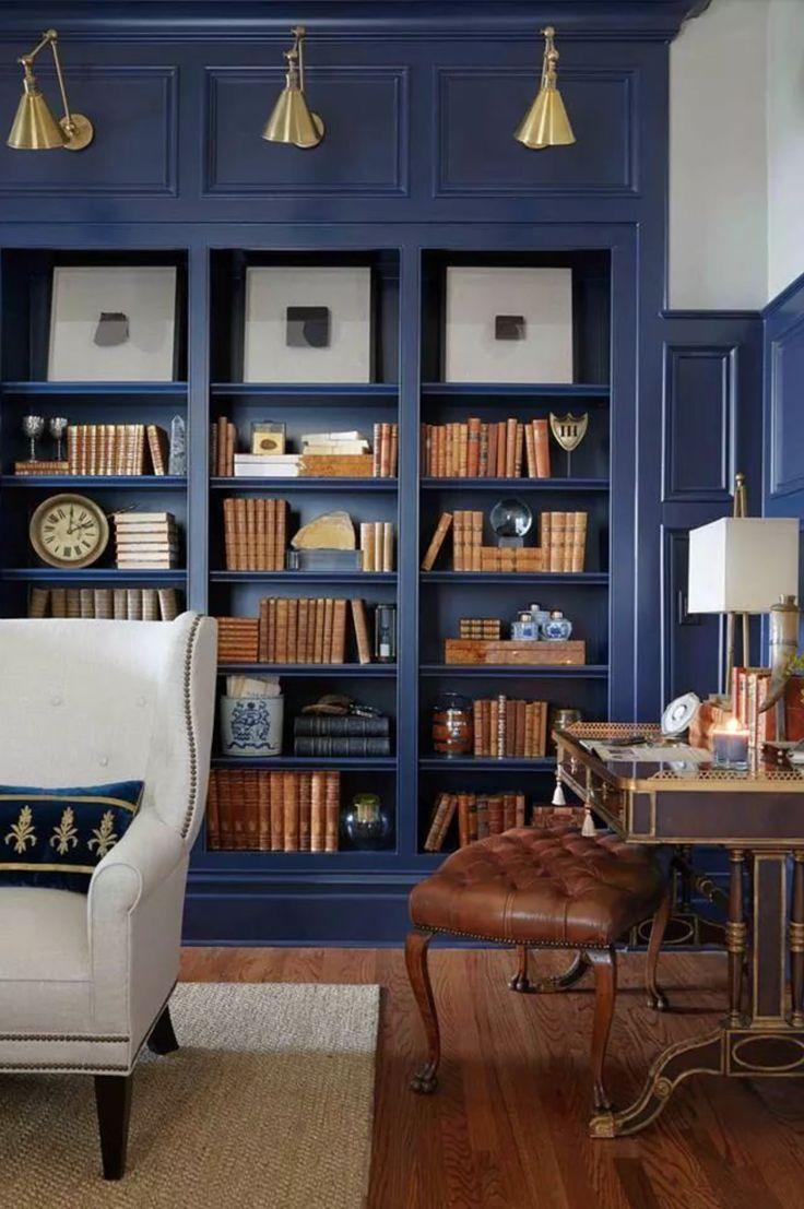 Книжные шкафы и библиотеки для дома: как выбрать и разместить правильно http://happymodern.ru/knizhnye-shkafy-i-biblioteki-dlya-doma-kak-vybrat-i-razmestit-pravilno/ Книжные полки можно украшать личными вещами, различными сувенирами и аксессуарами