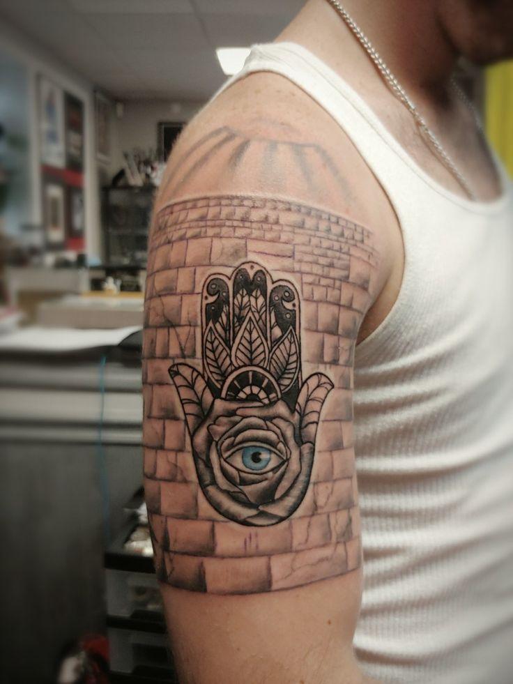 Hamdan hand ink_therapy_nj tattoos polynesian tattoo ink