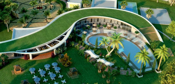 Sare Crescent Green Parc II | 3 BHK Apartments | High Rise Apartments in Gurgaon