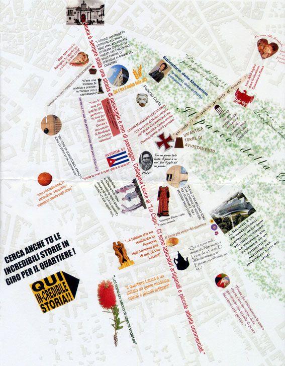 > Mappa del Laboratorio Urbano Aperto