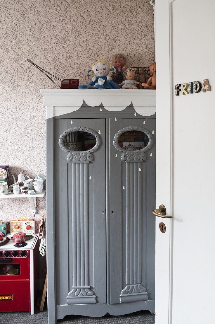 Super Closet   The Boo And The Boy: Eclectic Kidsu0027 Rooms