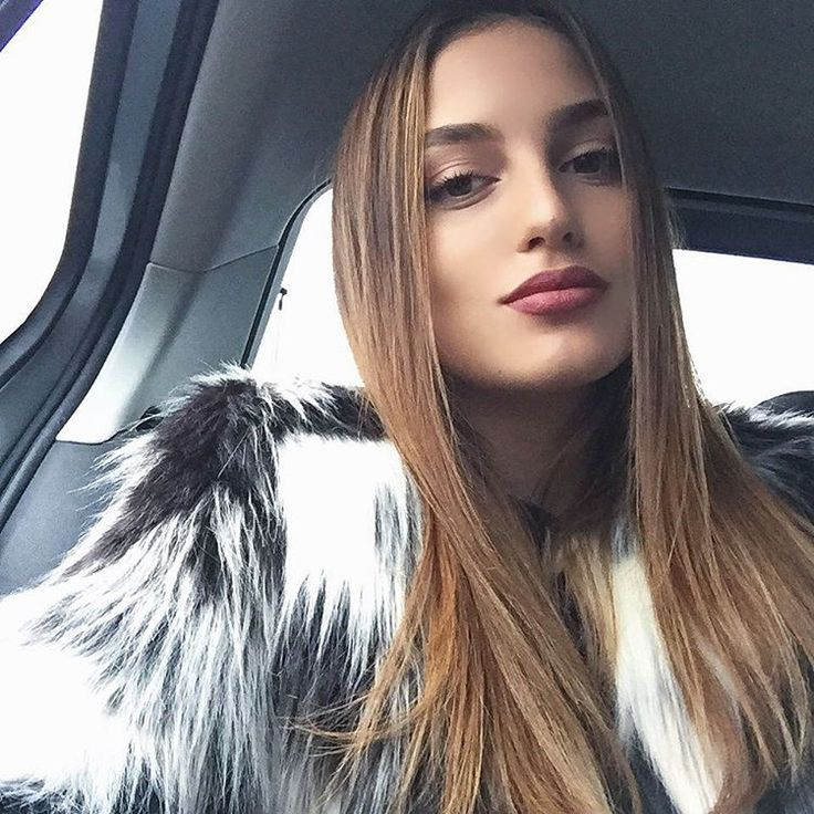 "Kristina Cincurova ""new haircolor  not definitive It will be lighter))"""