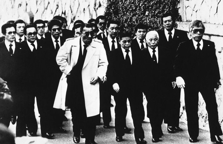 Reports Japan's biggest crime syndicate is about split with potential outbreak of violence between breakaway group and those loyal to leader Tsukasa