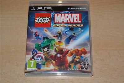 Lego #marvel #super heroes ps3 playstation 3 **free uk #postage**,  View more on the LINK: http://www.zeppy.io/product/gb/2/121949451335/