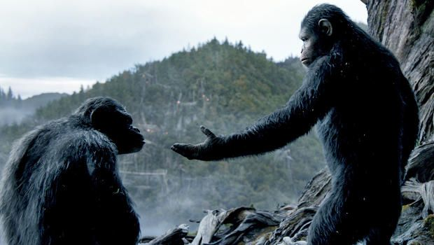 "How ""Dawn Of The Planet Of The Apes"" Raised The Blockbuster Bar With Emotion, Realism"