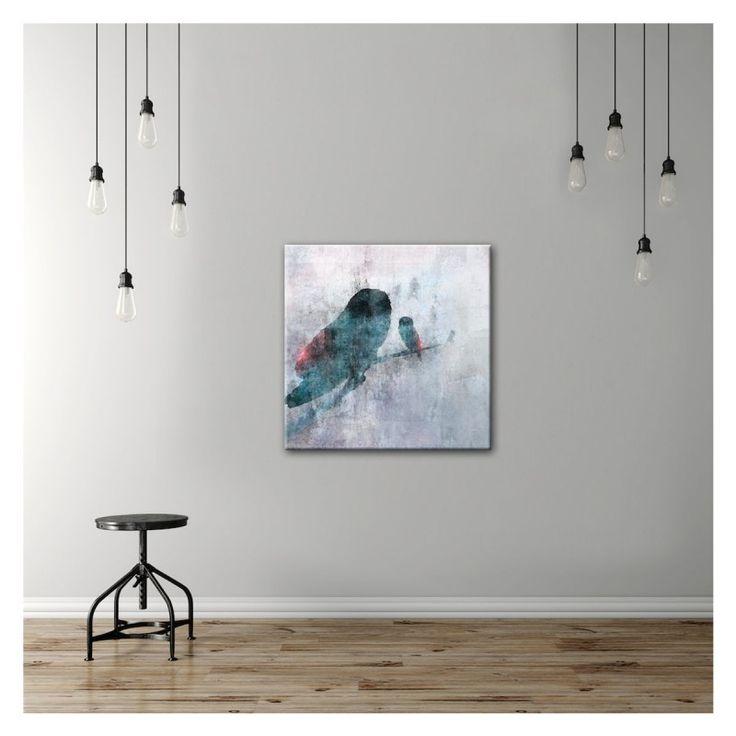 Parenthood | Hand Painted Canvas Artwork | The Block Shop