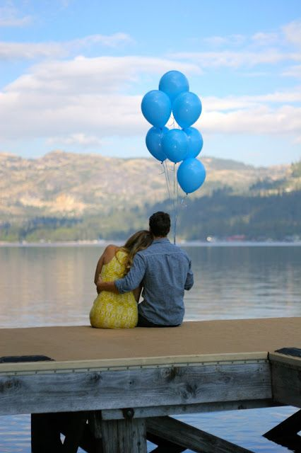 Baby BOY announcement.. I could find an awesome spot like this!